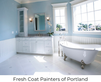 Fresh Coat Painters of Portland Website