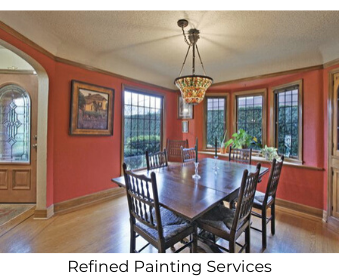 Refined Painting Services Website